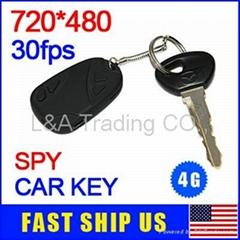 Car Key Chain Mini DVR S