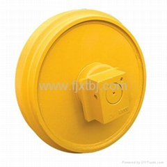 Front idler D6N undercarriage bulldozer parts