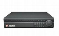 16路D1音视频DVD刻录嵌入式数字硬盘录像机