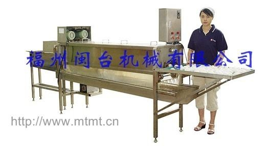 Cleaning machine for salted duck egg MT-106 1