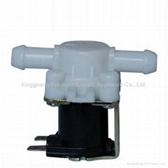 24V-110V-220V 塑料單通洗衣機進水電磁閥