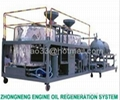 Used Engine Oil Purification Equipment