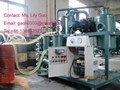Double Stage Vacuum Insulating Oil Regeneration System