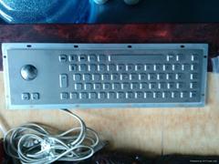 金屬鍵盤薄膜開關