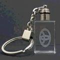 水晶钥匙口