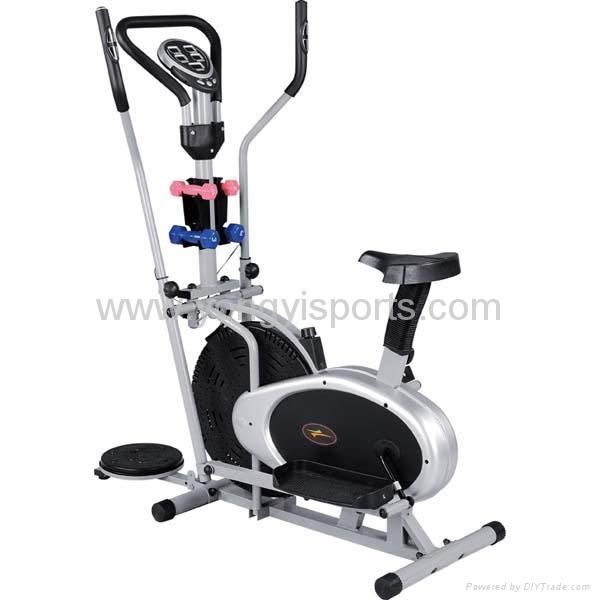 Elliptical bike 808 1
