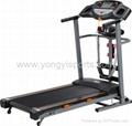 Multifunctional Motorized Treadmill