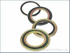 浙江溫州生產帶316L鋼內外環纏繞大規格密封墊片
