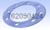 浙江溫州生產DN1500增強純四氟乙烯法蘭密封墊片