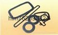 浙江溫州質優生產各種規格耐高溫增強石墨密封件 1