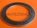 浙江溫州質優生產各種規格耐高溫增強石墨密封件 2