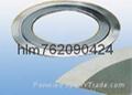 浙江溫州專業生產DN900八角不鏽鋼墊 4