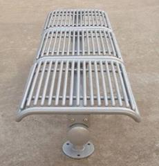 供应金属公园椅