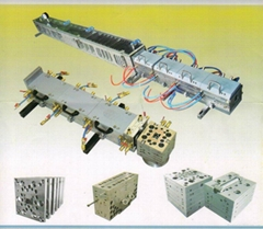 PVC Profile Molding,CAD/OEM Service,Favourable TradeingTerms