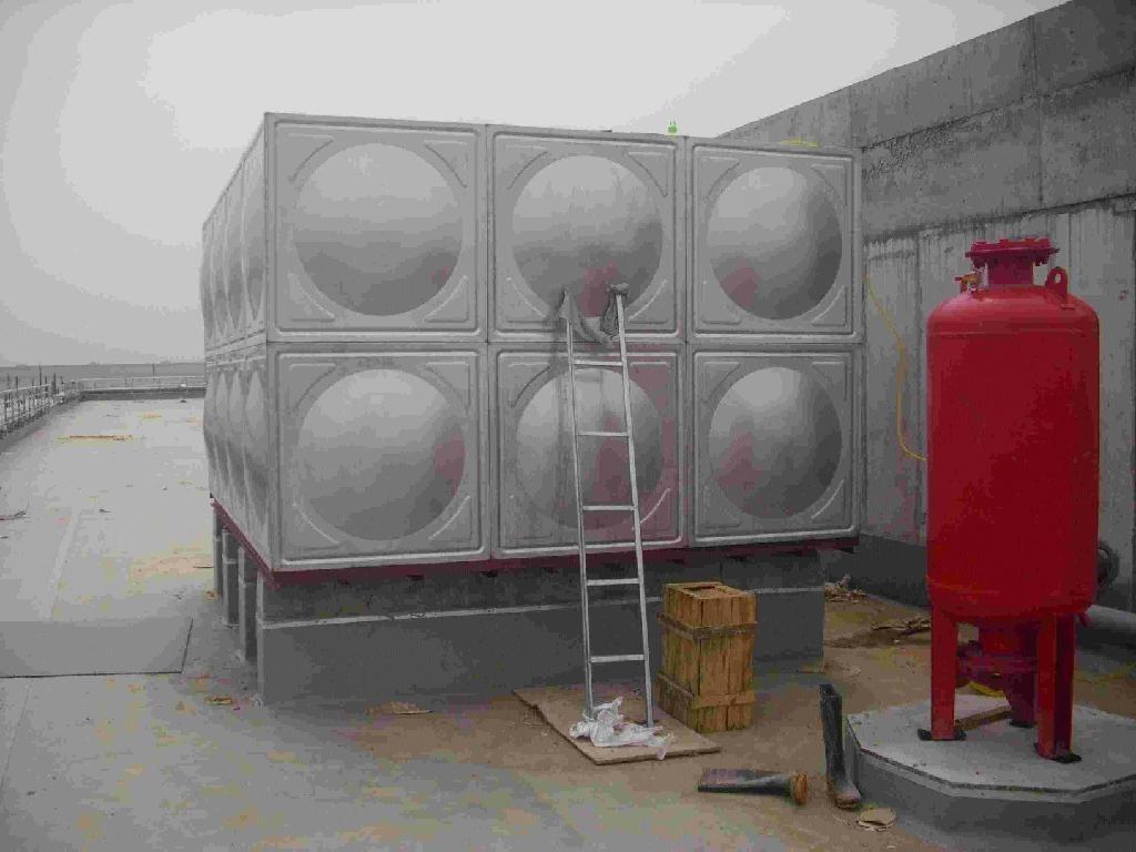 热水工程不锈钢水箱厂
