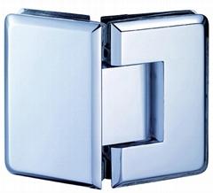 glass door hinges