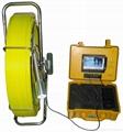 TW-C107 120m Pipe Inspection DVR Camera