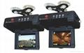 dual camera 2channel car black box