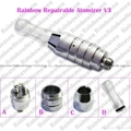 Rainbow atomizer V3 repairable atomizer