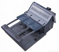 Plastic comb binder: SCB-N80