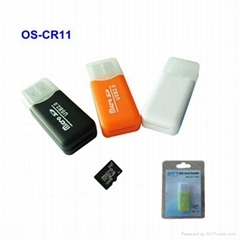 New single Card Reader for SD/TF card