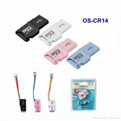 TF/micro SD Card Reader
