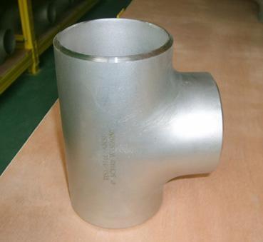 供应不锈钢等径异径三通管件 1
