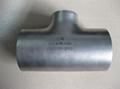 供应不锈钢等径异径三通管件 2