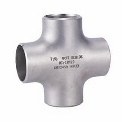 供应不锈钢异径等径四通管件