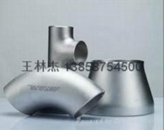 不鏽鋼沖壓彎頭管件