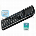2.4G Ultra Mini Backlit Wireless Keyboard with Touchpad & Laser Pointer 1