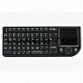 2.4G Ultra Mini Backlit Wireless Keyboard with Touchpad & White LED Light 4