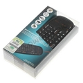 2.4G Utra Slim Mini Wireless Keyboard with Laser Pointer 5