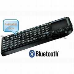 with Touchpad & Laser pointer Mini Bluetooth Keyboard