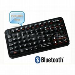 Ultra Mini Bluetooth Keyboard (ZW-51008BT-Black)