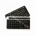Ultra Mini Bluetooth Keyboard (ZW-51008BT-Black) 4