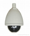 Intelligent Outdoor High Speed Dome