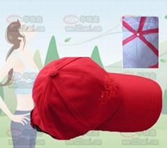緩解失眠的磁石棒球帽