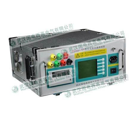 三通道直流电阻快速测试仪 1