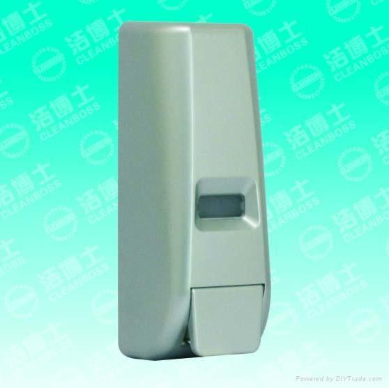 潔博士廠供應手動單頭給皂器 2