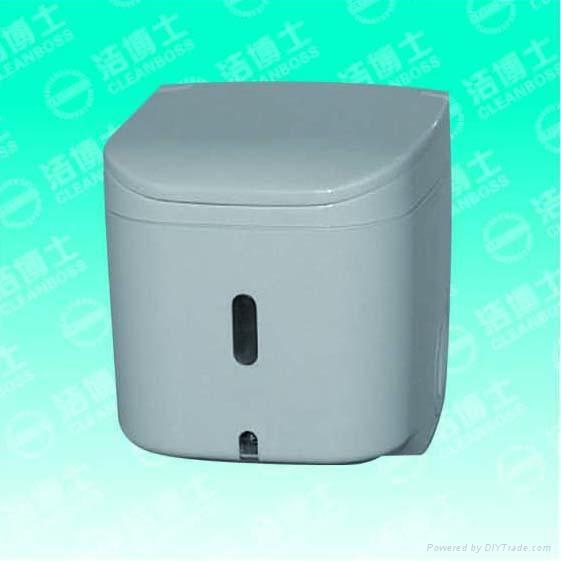 潔博士廠供應感應皂液器 1