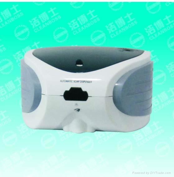 潔博士廠供應感應皂液器 2