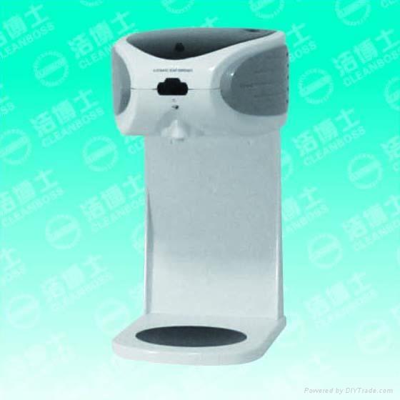 潔博士廠供應感應皂液器 3