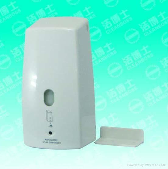 潔博士廠供應感應皂液器 5
