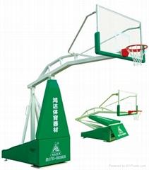 昇降籃球架