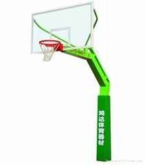 單臂籃球架