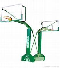 海燕式籃球架
