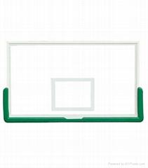 鋼化玻璃籃板