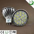 20pcs SMD5050 LED Spot Light