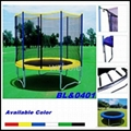 GS/TUV Standard High Quality Trampoline with Enclosure 1